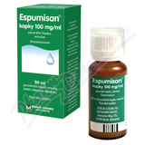 Espumisan kapky 100mg-ml por. gtt. eml. 1x50ml