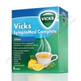 Vicks SymptoMed complete citrón por.plv.sol.5