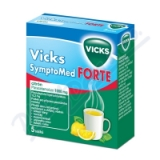 Vicks SymptoMed forte citrón por.plv.sol.5