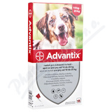 Advantix pro psy od 10-25kg spot-on a. u. v. 1x2. 5ml