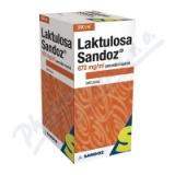 Laktulosa Sandoz 670mg-ml por. sol. 1x200ml-134g IIA