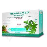 HerbalMed past. Dr.Weiss Eukalypt+máta+vit.C 12