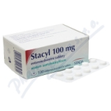 Stacyl 100mg enterosolv.  por. tbl. ent. 100x100mg