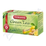 TEEKANNE Green Tea Ginger Lemon n. s. 20x1. 75g