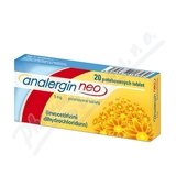 Analergin Neo 5mg por. tbl. flm.  20x5mg