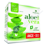 AloeVeraLife šťáva z aloe 99. 7% 1000ml 1+1zdarma