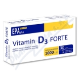 Vitamin D3 FORTE 1000 I.U. EPA plus tbl.30