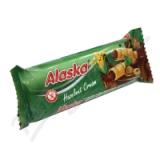 Kukuřičné trubičky Alaska lískooříškové 18g