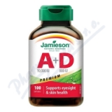 JAMIESON Vitamíny A+D 10000-800IU Premium cps.100