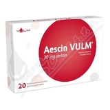 Aescin VULM tbl. 20x30mg