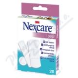 3M Nexcare Soft náplasti 20ks