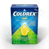 Coldrex Horký nápoj Citron por. plv. sol. scc. 10