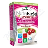 Nutrikaše probiotic cranberries 180g (3x60g)