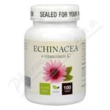 Natural Medicaments Echinacea s vit.C tbl.100