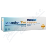 Bepanthen Plus 500mg-g+5mg-g crm. 1x100g (D)