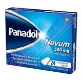 Panadol Novum 500mg tbl.flm. 24 I CZ