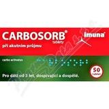 Carbosorb 320mg tbl.  nob.  50