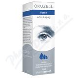 OKUZELL forte oční kapky 10 ml
