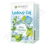 Megafyt Ledový čaj Máta s limetou 20x2g