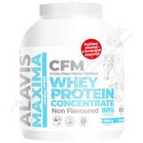 ALAVIS MAXIMA Whey protein co. Syrov. prot. 80% 2200g