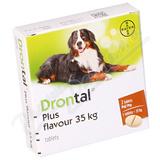 Drontal Plus flavour 35kg pro psy a. u. v. tbl. 2
