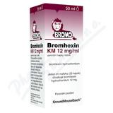 Bromhexin 8 KM kapky gtt.1x50ml 8mg-ml