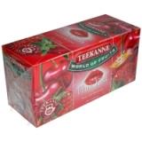 TEEKANNE WOF Fruit Kiss (třešně+jahody)n.s.20x2.5g