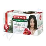 TEEKANNE White tea Red Berries n. s. 20(brus. malina)
