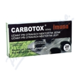 Carbotox 320mg-25mg tbl. nob. 20