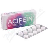 Acifein 250mg-200mg-50mg tbl. nob. 10