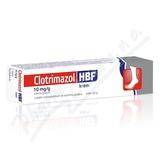 Clotrimazol HBF drm. crm. 1x20g 1%