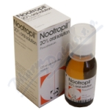 Nootropil 20% Oral Solution por. sol. 1x125ml