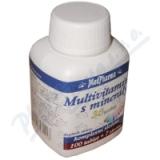 MedPharma Multivitamín s minerály 30složek tbl.107