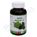 Natural Medicaments Super Lecitin+E tob.100