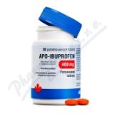 Apo-Ibuprofen 400mg por. tbl. flm. 30x400mg