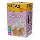 LEROS BABY Čaj pro těhotné ženy n.s.20x2g