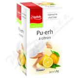 Apotheke Pu-erh a citron čaj 20x1. 8g n. s.
