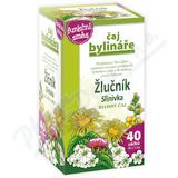 Čaj Bylináře Žlučník+slinivka n.s. 40x1.6g