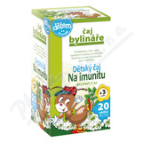 Čaj Bylináře Dětský čaj na imunitu 20x1. 5g