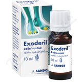 Exoderil drm. sol. 1x10ml-100mg