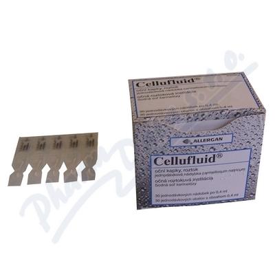 Cellufluid oph.gtt.sol.30x0.4ml-2mg