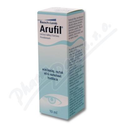 Arufil 20mg-ml oph.gtt.sol.1x10ml II.