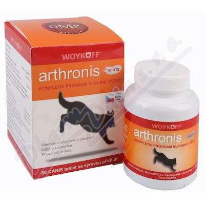 Arthronis ACUTE CANIS (sýrová přích.) tbl.60